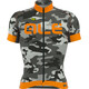 Alé Cycling Graphics PRR Camo - Maillot manches courtes Homme - gris/orange